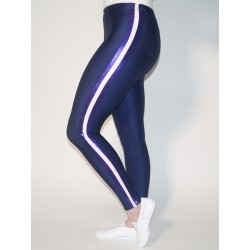 Leggings with 3 stripes