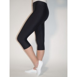 Black Summer Leggings