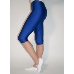 Blue Summer Leggings