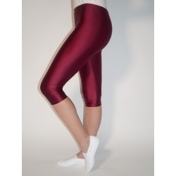 Bordeaux Summer Leggings