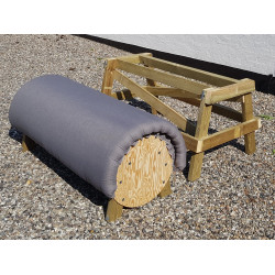 Two-piece Barrel